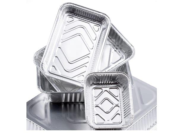 Vaschette alluminio e Rotoli